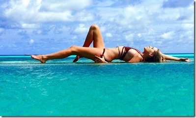 Katherine Legg Bondi (Australia) - LUX South Ari Atoll