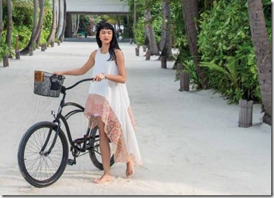 Kelly Tandiono (Singapore) – Four Seasons Kuda Huraa