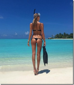Natasha Poly (Russia) – One & Only Reethi Rah