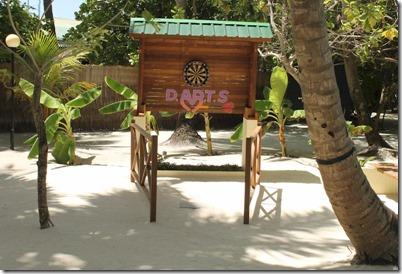 Cinnamon Hakuraa Huraa - beach darts
