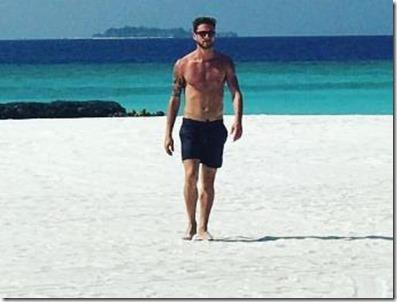 Claudio Marchisio (Italy) – Constance Halaveli - Juventus
