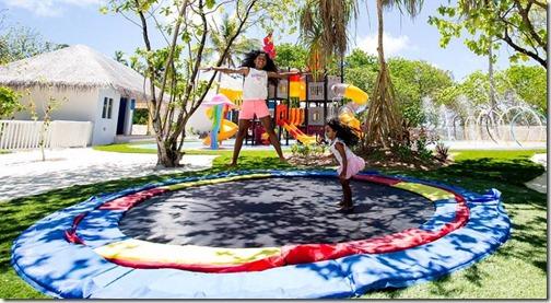 Kandima - In-Ground Trampoline