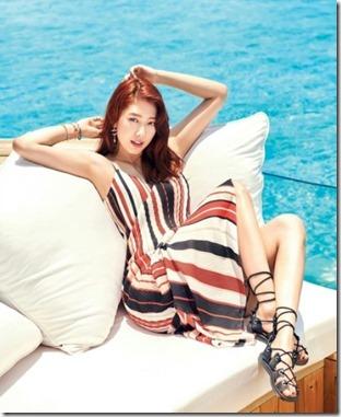 Park Shin-hye (South Korea) - Soneva Jani