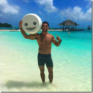 Andrew Pap (Australia) - Kandooma - fitness