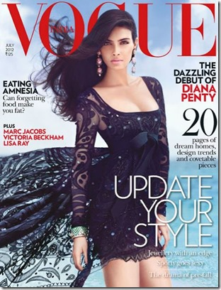 Diana Penty (India) – Four Seasons Kuda Huraa – Vogue India
