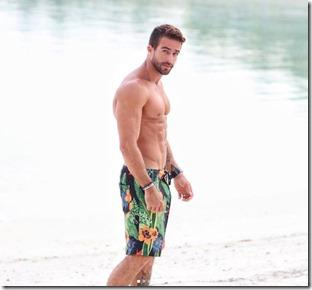 Erasmo Viana (Brazil) – One & Only Reethi Rah - fitness