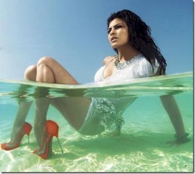 Jacqueline Fernandez (Sri Lanka) – Conrad Rangali - 2
