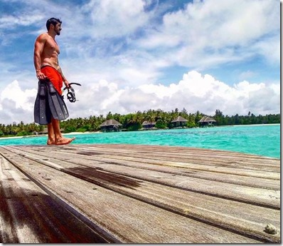 Jonny Pattenden (United Kingdom) – One & Only Reethi Rah - fitness