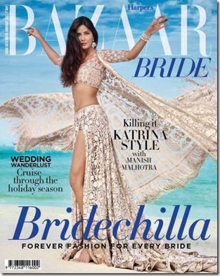 Katrina Kaif (India) - Shangri-La Vilingili – India Harpers Barzaar