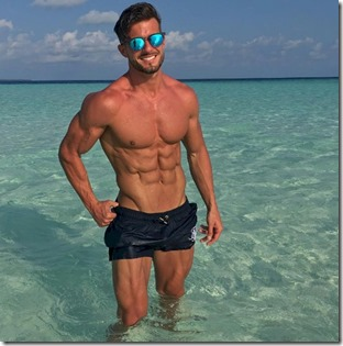 Male Model - Antonio Pozo (Spain) – Sun Aqua Vilu Reef 2