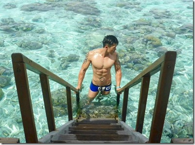 Male Model - Edwin Aw (Singapore) – Nika