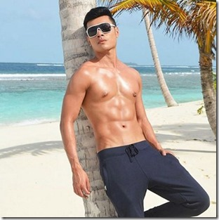 Male Model - Ethan Leong  (Singapore) – Loama Maamigili