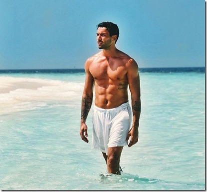 Male Model - Iqbal Gran (Germany) – Jumeirah Dhevanafushi