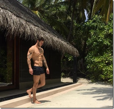 Miles MacCarthy (Russia) – One & Only Reethi Rah - fitness