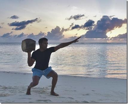 Kanuhura - Maldivian warrior 1