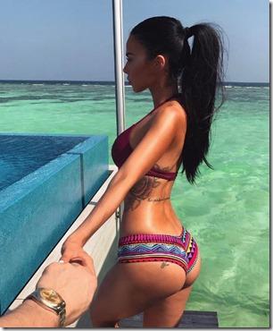 Manuela Mosca (United Kingdom) - LUX South Ari Atoll