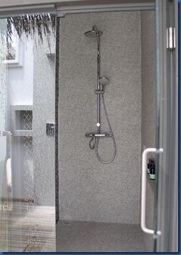 Amilla Fushi - indoor shower