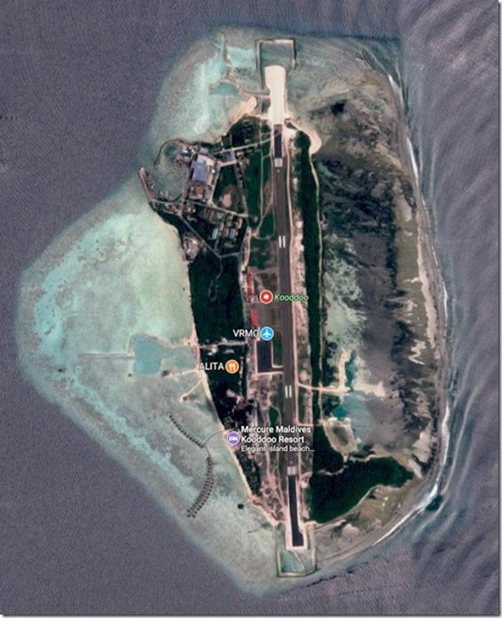 Kooddoo - airport island