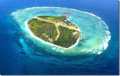 Lady Elliott Island Great Barrier Reef Australia