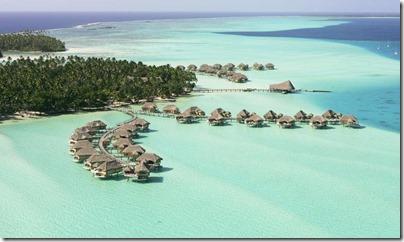 Le Tahaa Island Resort Tahiti
