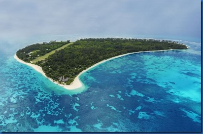 Maldives like - Denis Island Seychelle