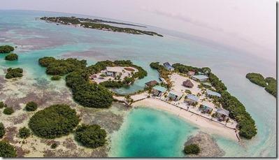 Royal Plum Island Belize resort