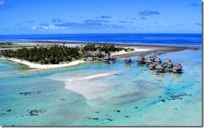 Tikehau Pearl Beach Resort and Spa Tahiti resort
