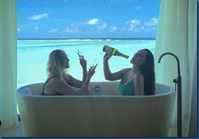 Belinda Morgan and Margaret MacPherson (Australia) – Club Med Kani