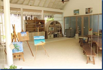 Finolhu - art studio