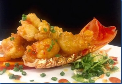Havent Seen - Lobster Tempura