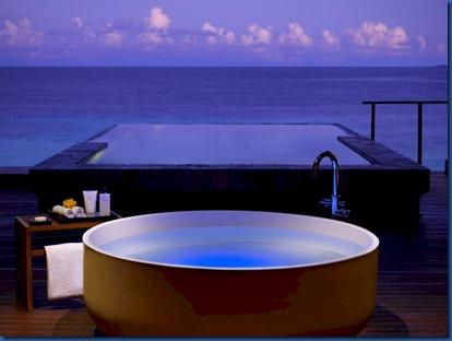 Jumeirah Dhevanafushi - UV bath