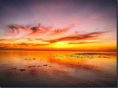Maldives sunset 18