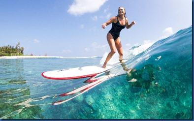 Surf reef