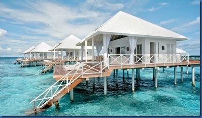 Thudufushi - white villa