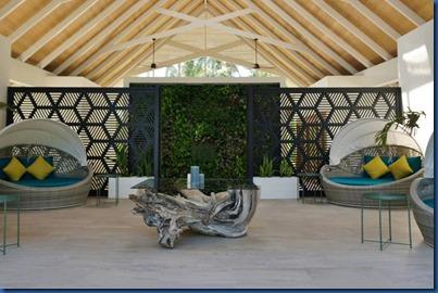 Kandima - hanging garden 1