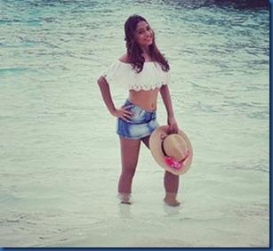 Lily Beach - Samita Bangargi hat