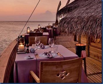 Milaidhoo - dhoni restaurant 1