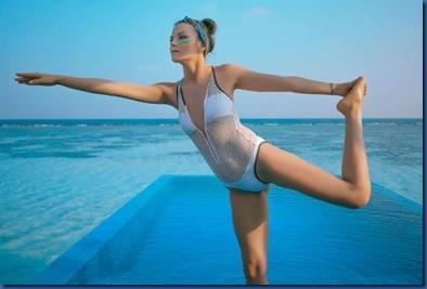 Ekaterina Ilina (Russia) - LUX South Ari Atoll