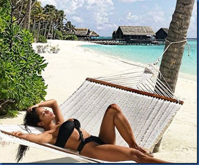 Erica Mena (USA) - One & Only Reethi Rah