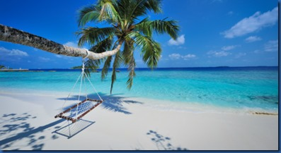 Hammock - traditional Maldivian