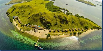 Komodo Resort - Sebayur (Indonesia)