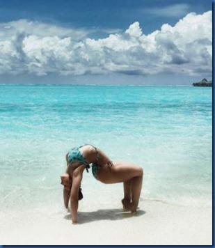 Kseniya Cherezova (Russia) - Sun Island