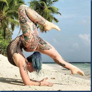 Paige Rene (USA) - Maalhoss