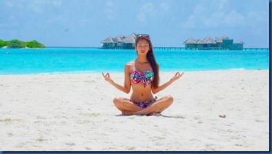 Precious Angellyn Sanchez (Philippines) – Gili Lankanfushi