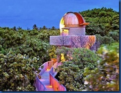 Soneva Fushi - observatory