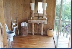 Soneva Fushi self-composting toilet
