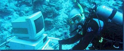 Underwater - activity - computer