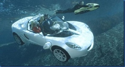 Underwater - activity - driving