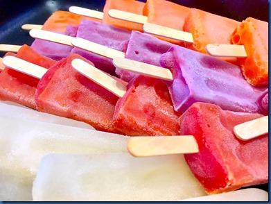 Gili Lankanfushi - popsicles
