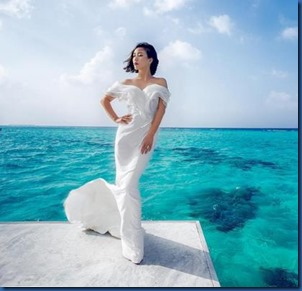 Nikki Nier (China) Four Seasons Landaa Giraavaru
